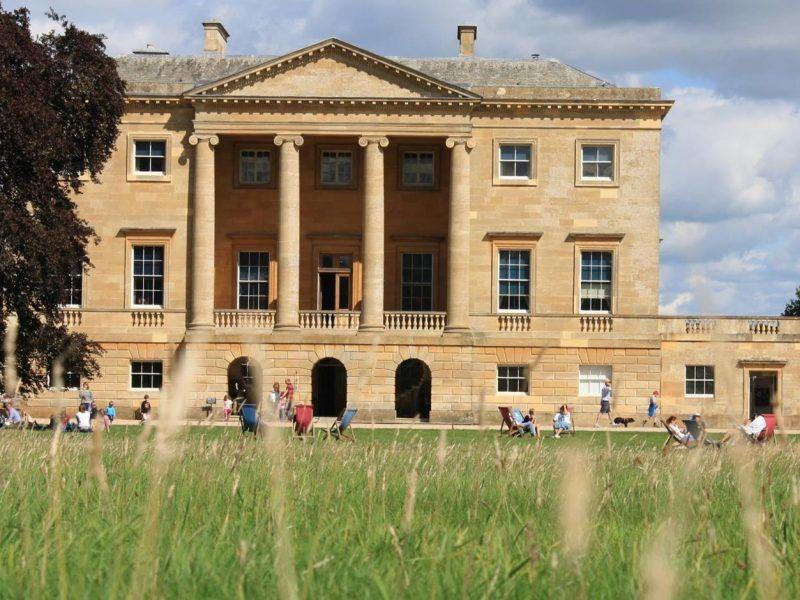 Basildon Park Country House