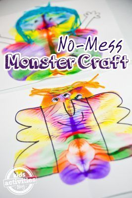 No Mess Monsters