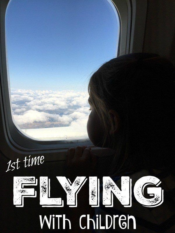 First time flying