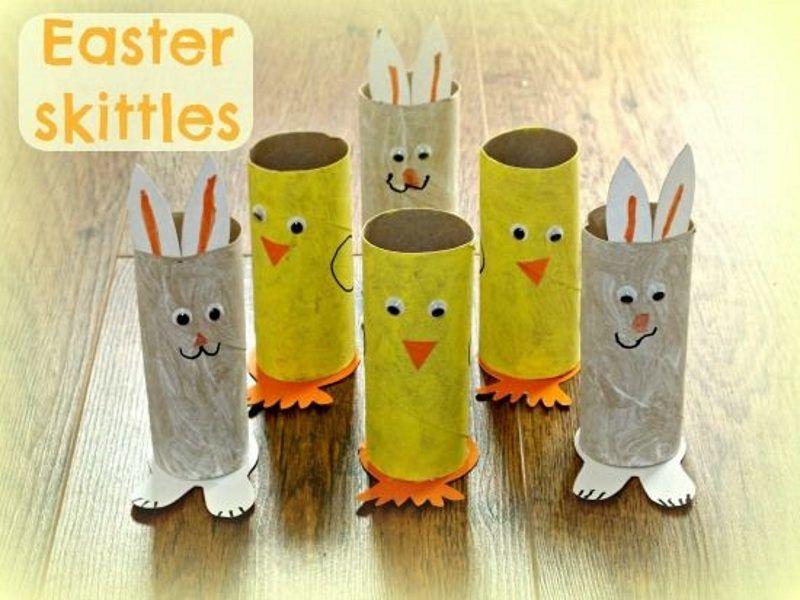Easter Skittles