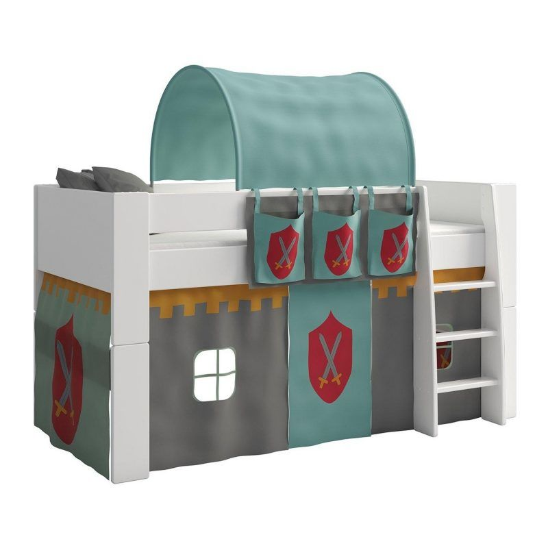 Knight themed bed