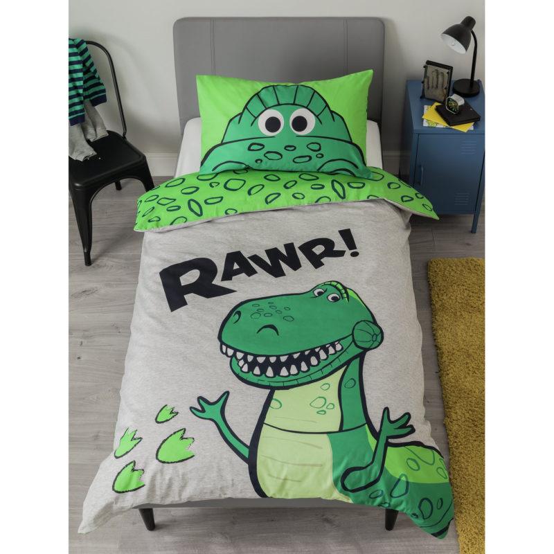 Toy Story Rawr Dinosaur Bedding