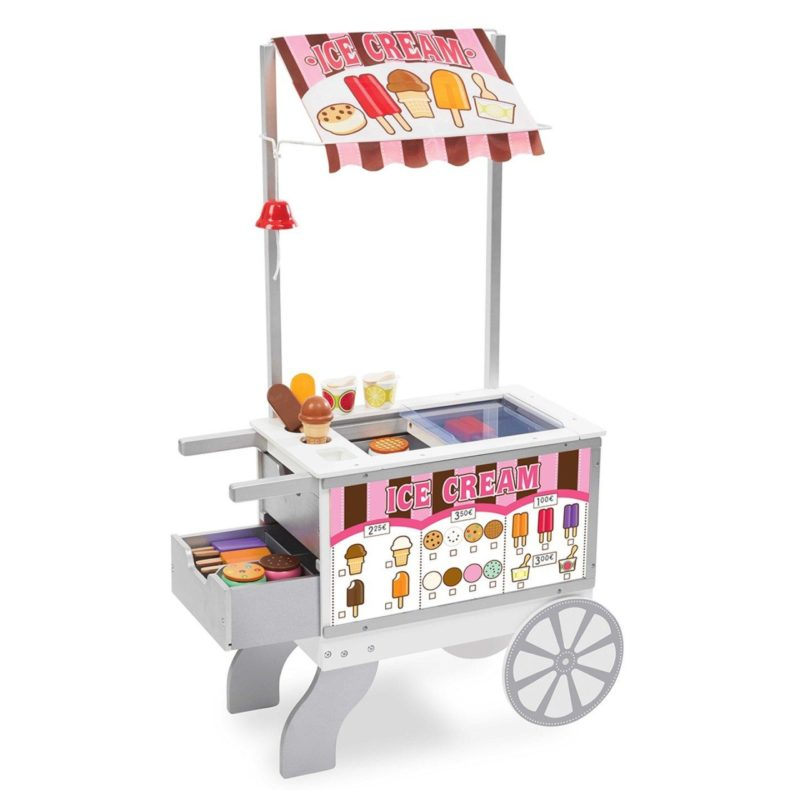 Role-play ice cream cart