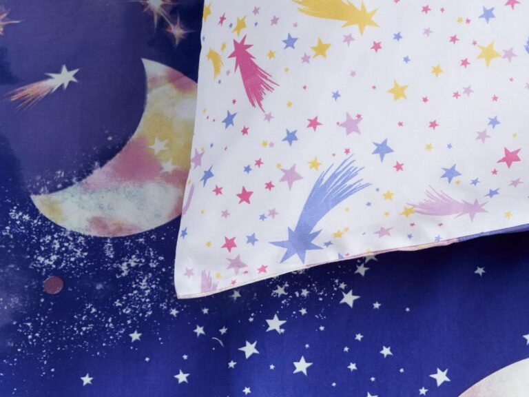 Stars theme bedding