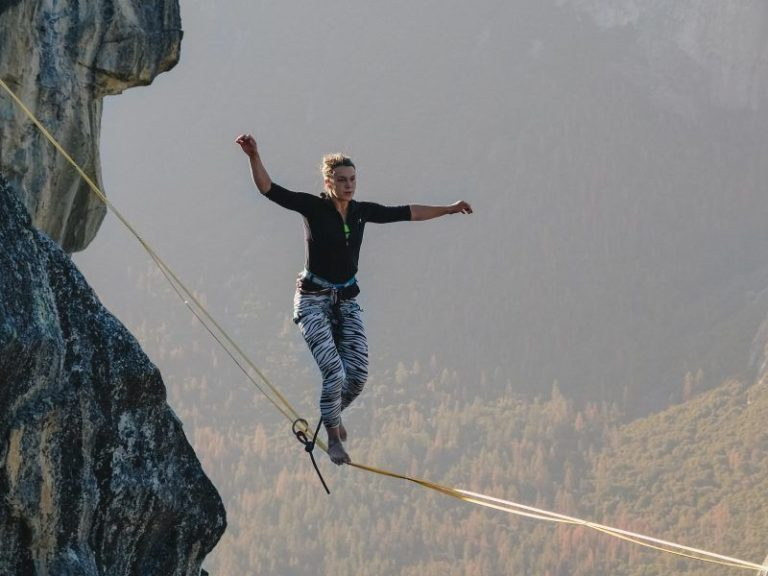 Balancing on a tight-rope