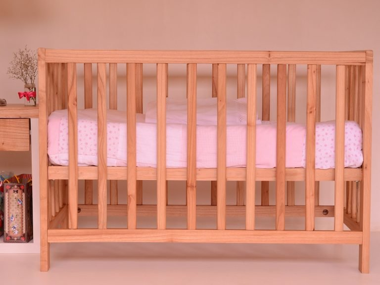 Child's crib