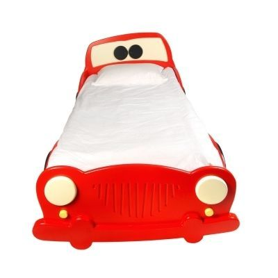 Car Bed Front View