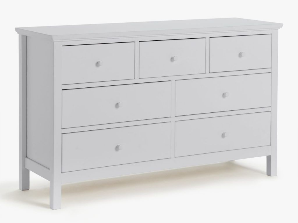 Grey Painted Drawer Chest