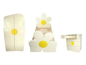 Daisy theme bedroom furniture