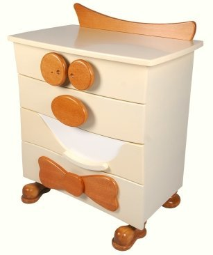 Funky drawer chest