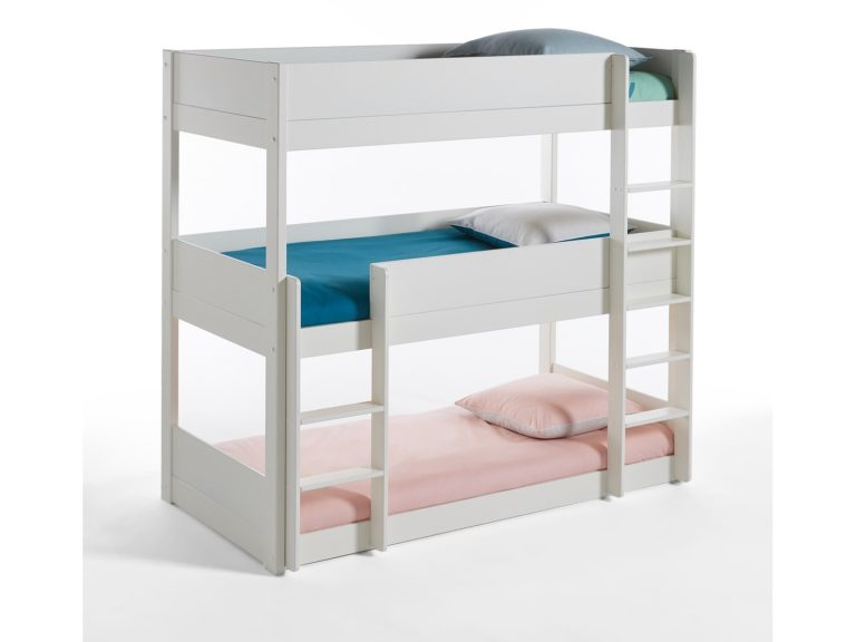 3-tier bunk bed