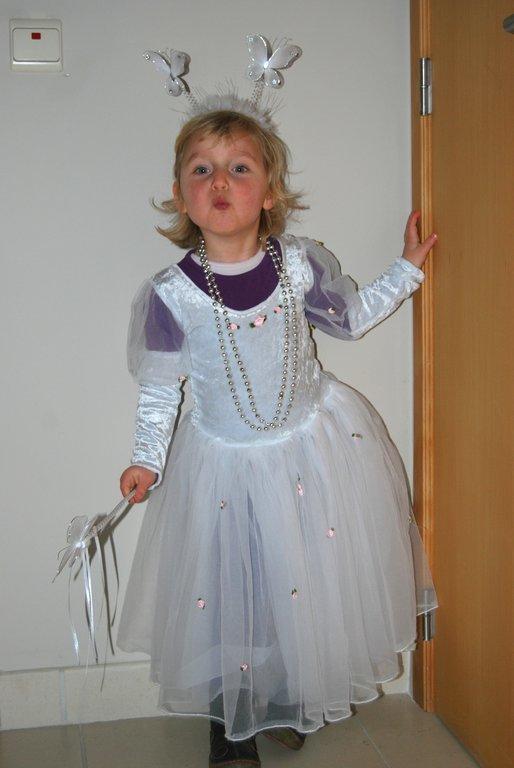 Princess fancy dress