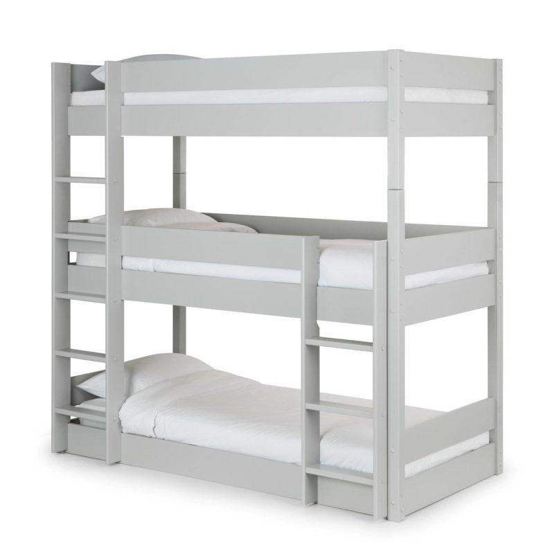 3-tier bunk bed