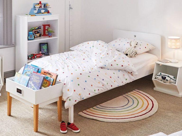 Star Bright White Painted Children's Furniture