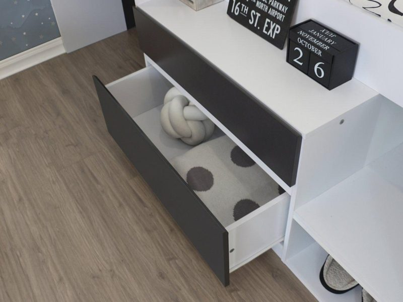 Cabin bed drawer