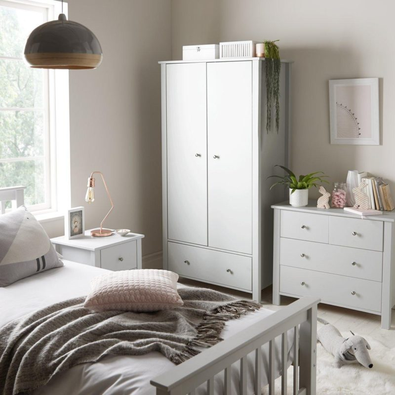 Children's grey bedroom furniture