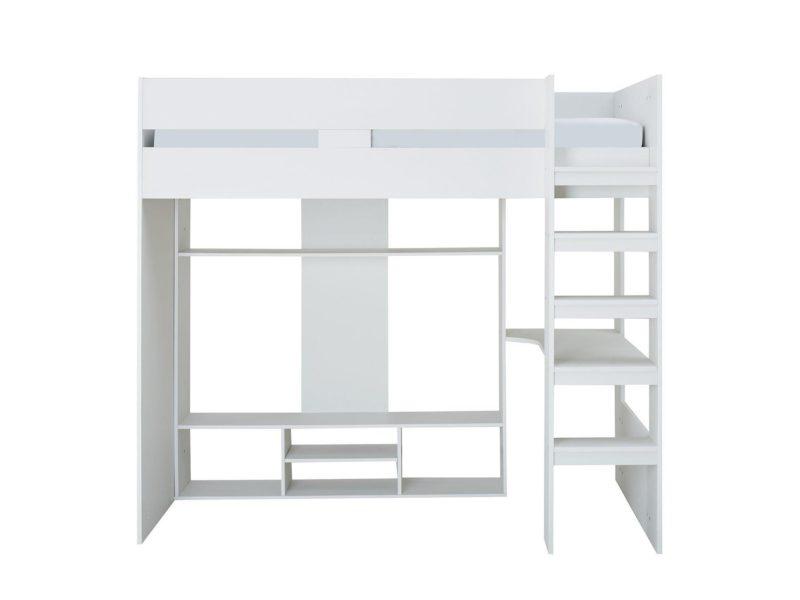 High-sleeper bed frame