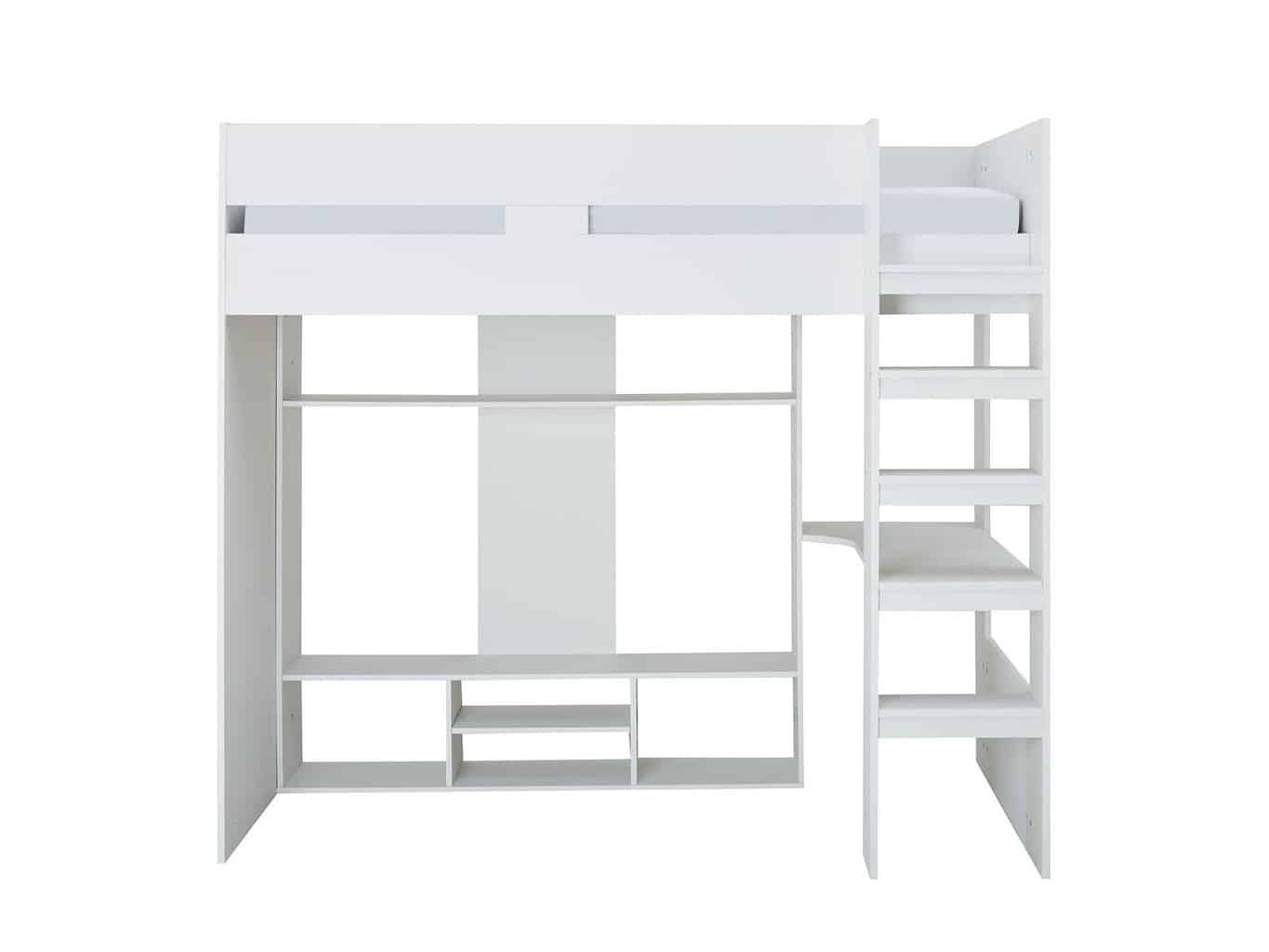 High-sleeper bed frame