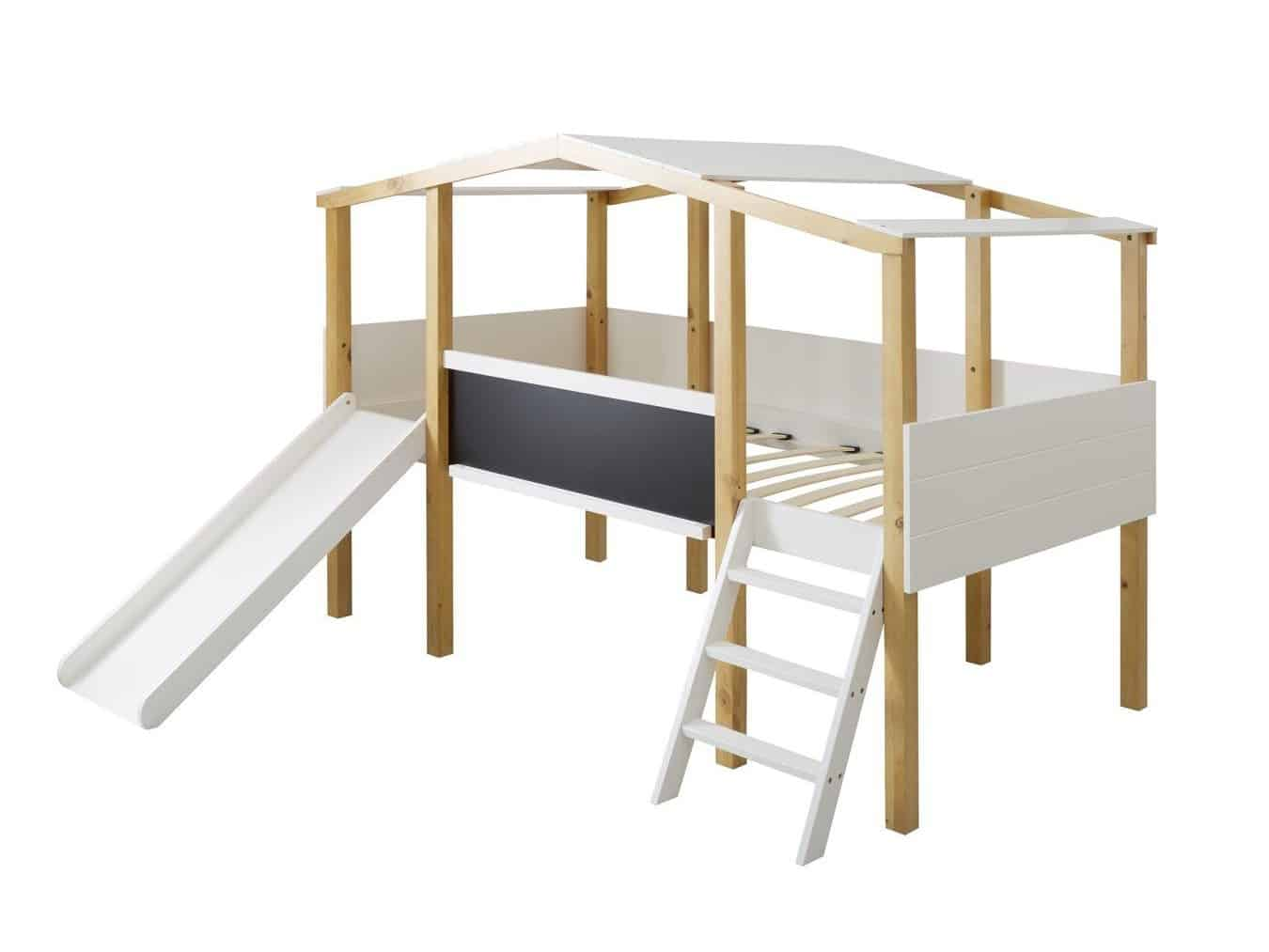 Pixie slide bed