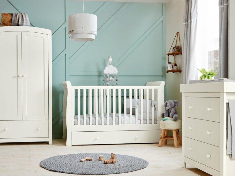 Sleigh style nursery range