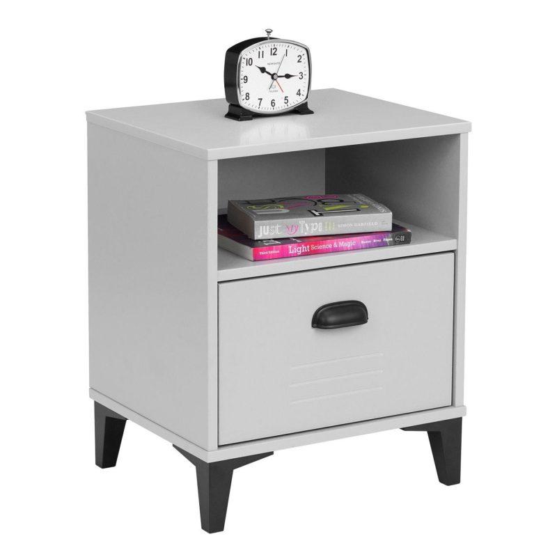 Locker-style bedside unit