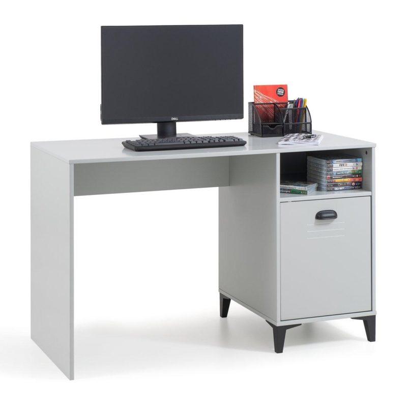 Locker-themed desk