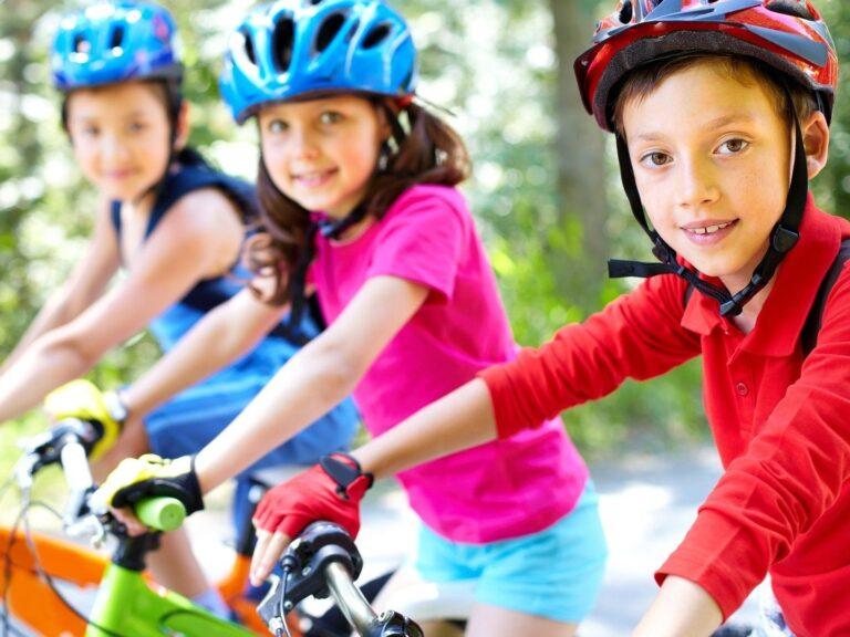 Kids of bikes