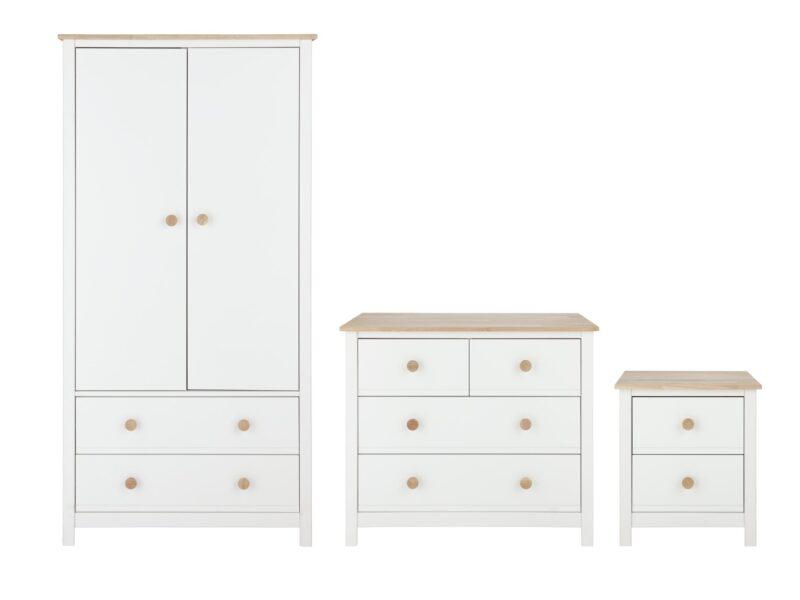 3-piece bedroom furniture package