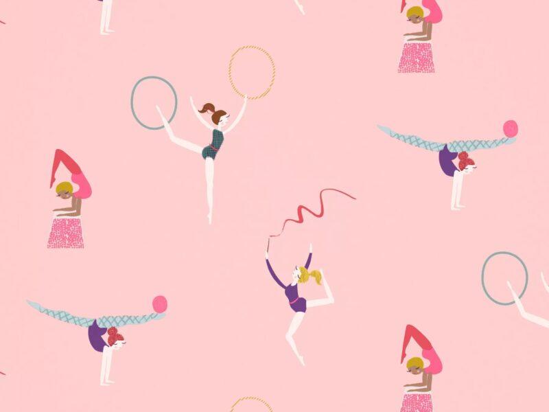 Circus wallpaper
