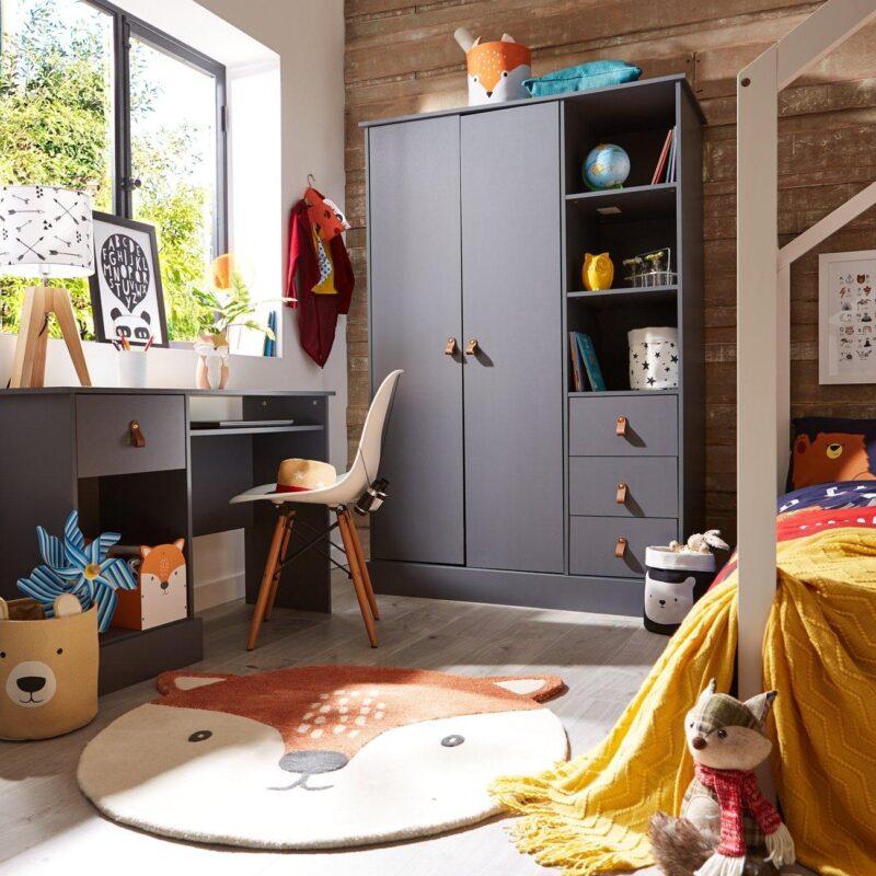 Grey children's furniture range
