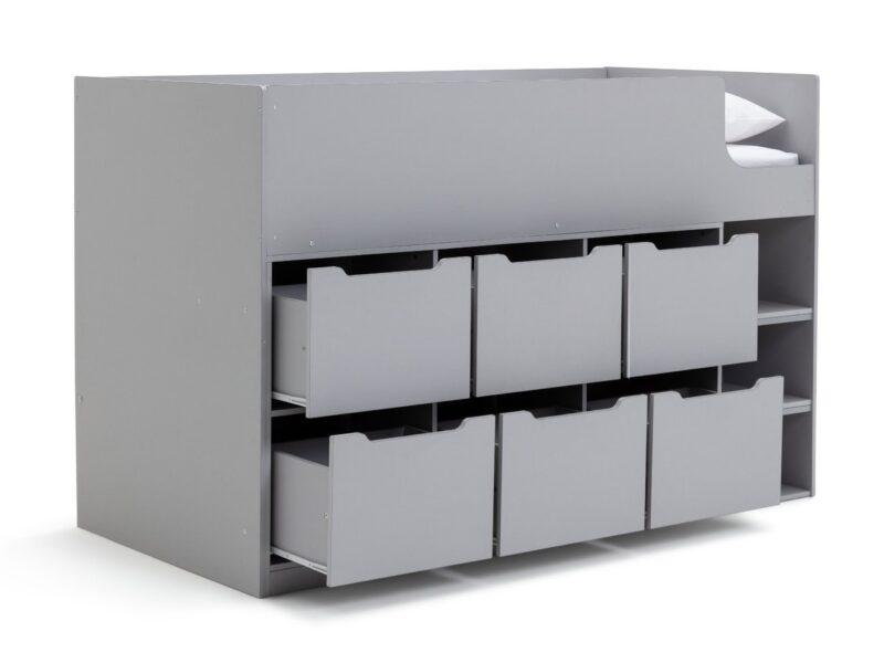 Jude midsleeper drawers